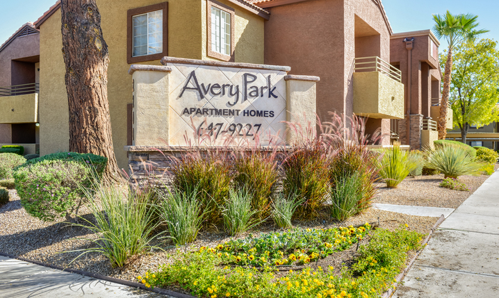 Avery Park Apartment Homes Las Vegas